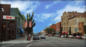 downtown findlay, findlay ohio, downtown